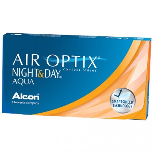 Air Optix Night & Day (6 lentes)