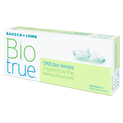 Biotrue One Day(30 lentes)