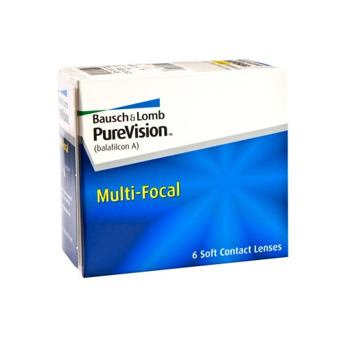 Purevision Multifocal (6 lentes)