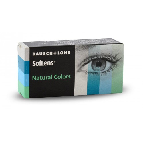 Soflens Natural Colors (2 lentes)